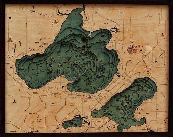 100+ Bear Lake Michigan Depth Chart – yasminroohi